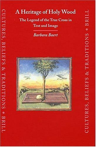 A heritage of holy wood by Barbara Baert