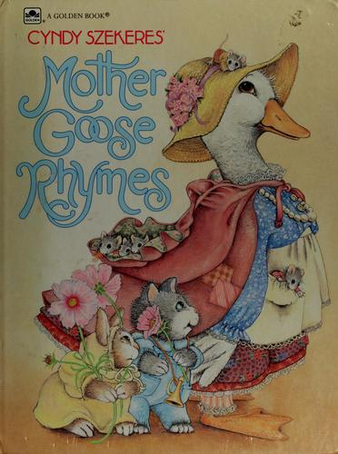Szekeres' Mother Goose by Golden Books