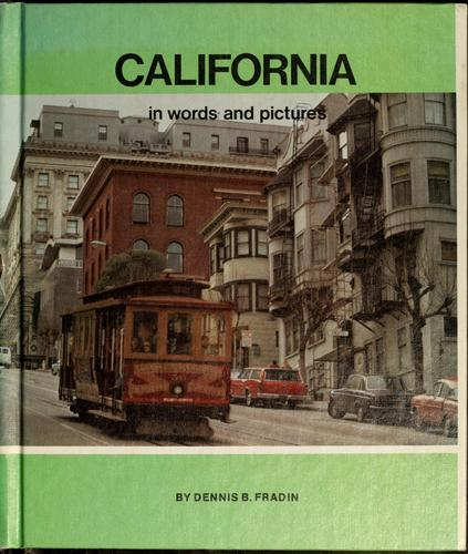 California in words and pictures