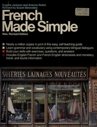 French Made Simple by Eugene Jackson