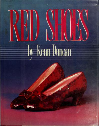 Red shoes by Kenn Duncan
