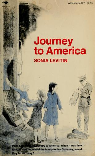Journey to America by Sonia Levitin