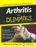Arthritis for Dummies by Barry Fox, Nadine Taylor, Jinoos, M.D. Yazdany