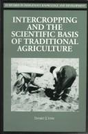 Intercropping and the Scientific Basis of Traditional Agriculture by Donald Innis