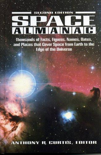 Space almanac by Anthony R. Curtis
