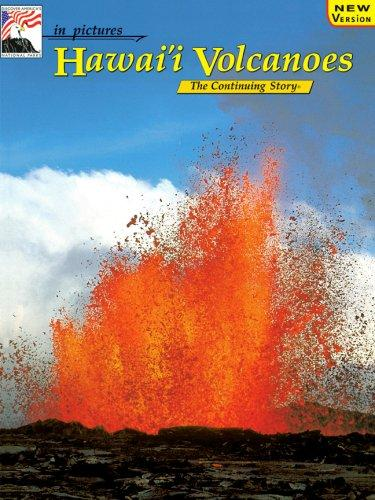 in pictures Hawaii Volcanoes by Richard A. Rasp