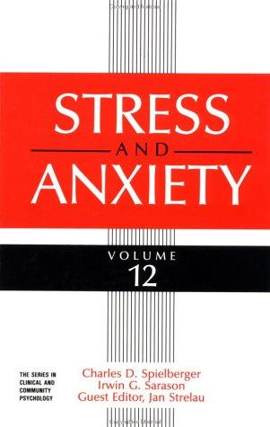 Stress And Anxiety (Stress and Emotion)