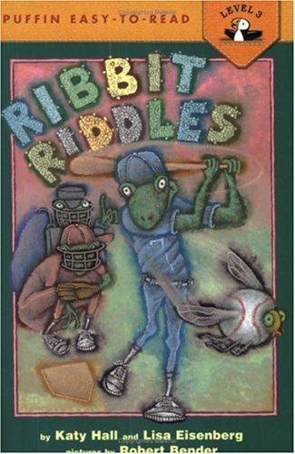 Ribbit Riddles by Katy Hall