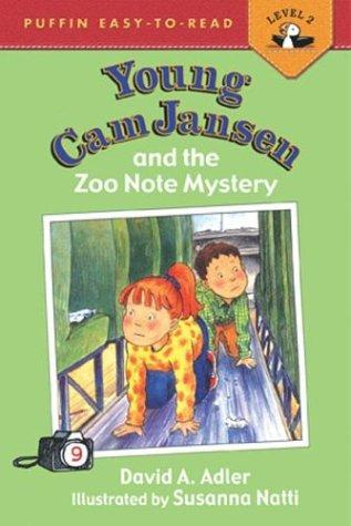 Young Cam Jansen & the Zoo Note Mystery (Young Cam Jansen) by David A. Adler