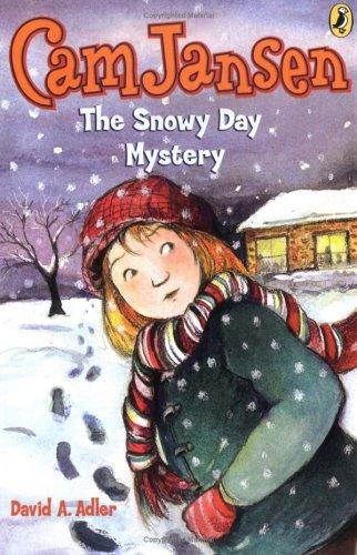 Cam Jansen 24 The Snowy Day Mystery (Cam Jansen) by David A. Adler