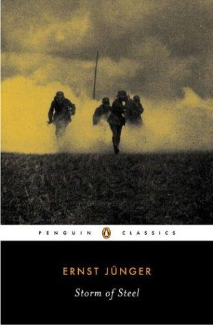 Storm of Steel (Penguin Classics Deluxe Edition)