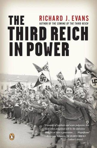 The Third Reich in Power by Richard Evans
