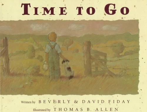 Time to go by Beverly Fiday