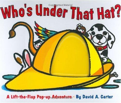 Who's under that hat? by Sarah Weeks