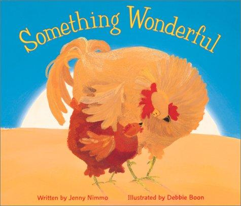 Something wonderful by Nimmo, Jenny.