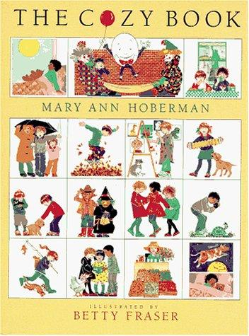 The cozy book by Mary Ann Hoberman