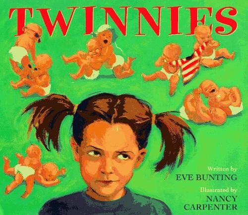 Twinnies by Eve Bunting