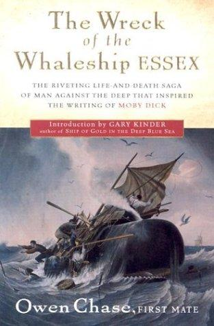 The wreck of the whaleship Essex by Owen Chase