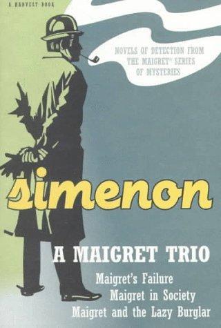 A Maigret trio