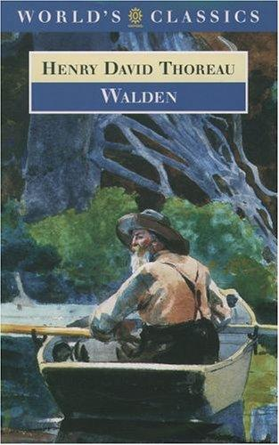 Walden (Oxford World's Classics) by Henry David Thoreau