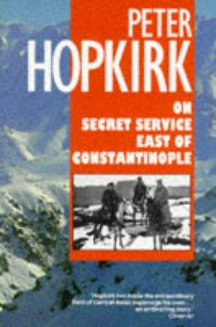 On secret service east of Constantinople