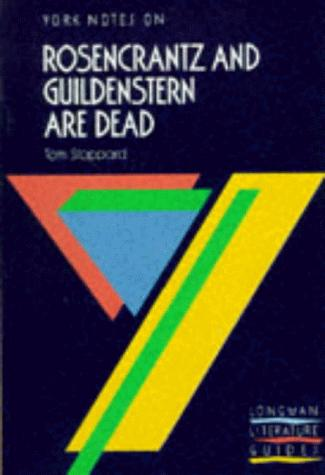 "York Notes on Tom Stoppard's ""Rosencrantz and Guildenstern Are Dead"" by P.H. Parry"