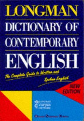 Dictionary of Contemporary English by A. C. Kermode