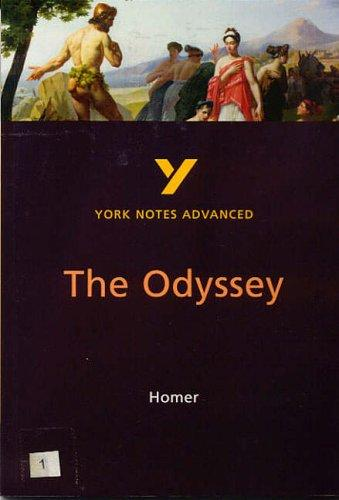 "York Notes on Homer's ""Odyssey"" by Robin Sowerby"
