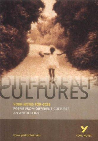 Poems from Different Cultures and Traditions by Paul Pascoe