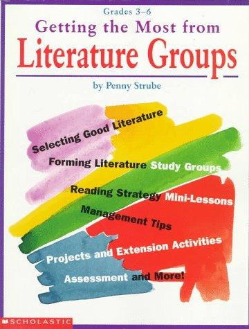 Getting the most from literature groups by Penny Strube