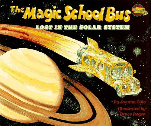 The Magic School Bus by Mary Pope Osborne