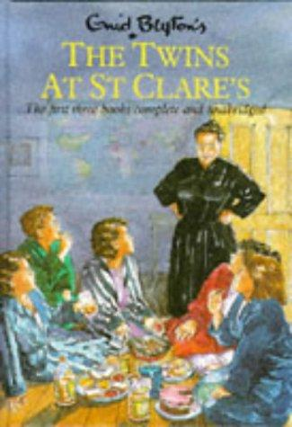 The Twins at St.Clare's by Enid Blyton